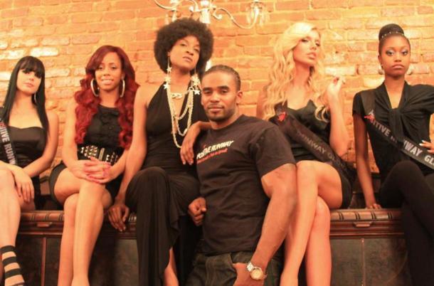 """POSITIVE RUNWAY cast in """"I am so London"""" Reality TV Show, Atlanta GA"""