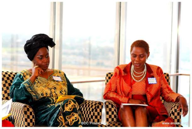 Anakazi African Business Women's Conference, Los Angeles, California