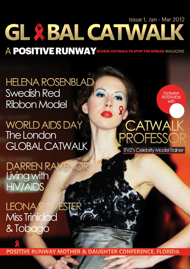 GLOBAL CATWALK Magazine Issue 1