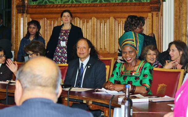 House of Lords, UPF International Women's Day, London