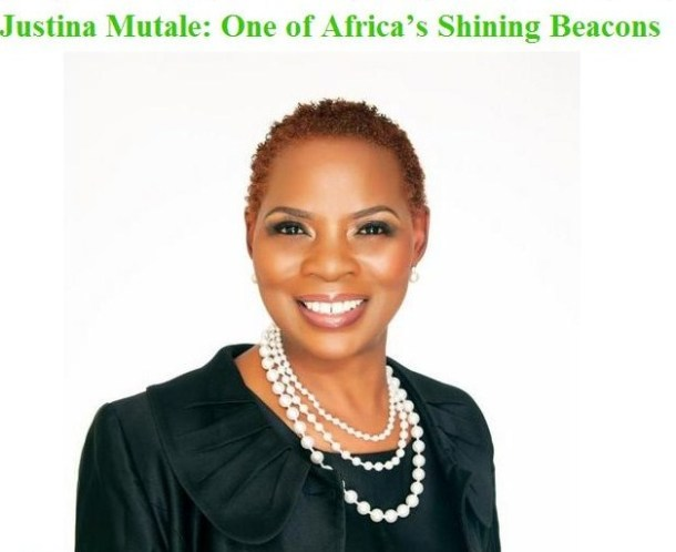 Africa's Shinning Beacon