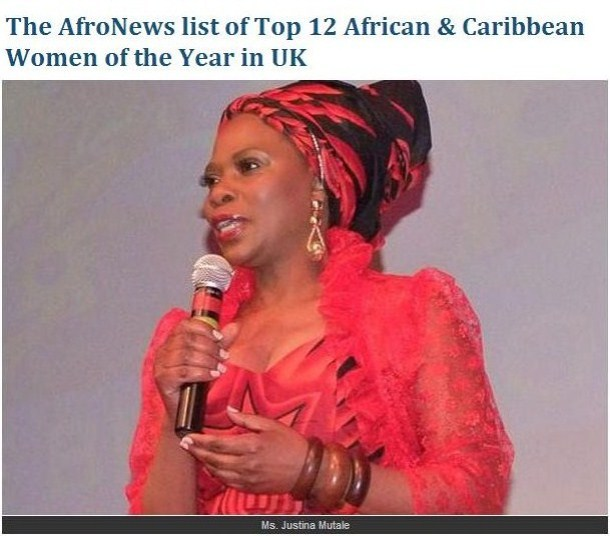 Afro News Top 12 WoMen