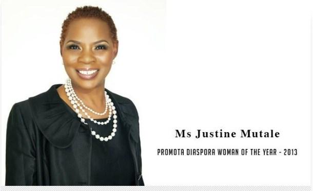 Diaspora Woman of the Year 2013