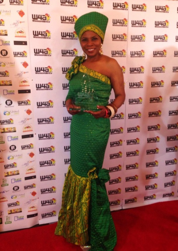 Women4Africa Winner