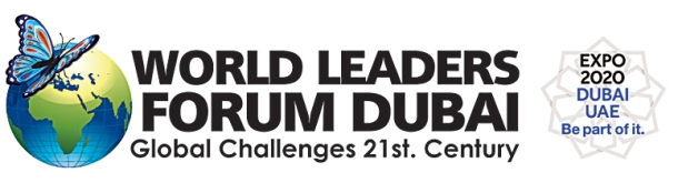 world Leaders Forum Dubai - Logo
