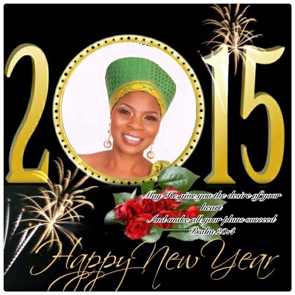 Justina Mutale 2015 New Year Greetings Justina Mutale