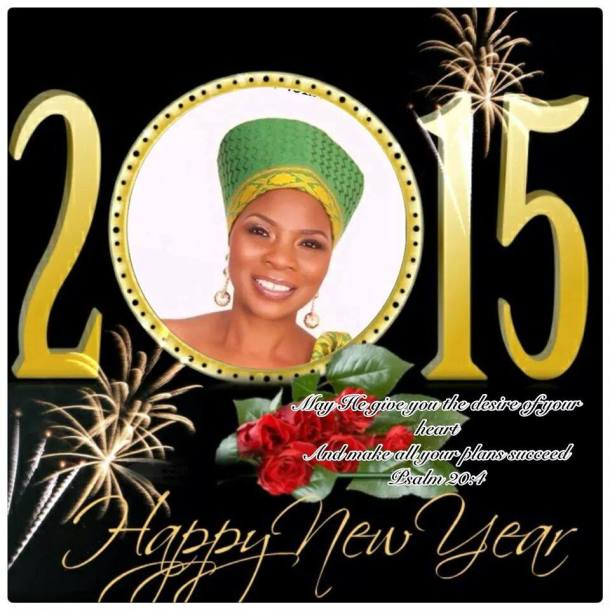 Happy 2015 Card