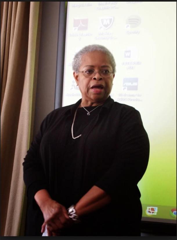 Brenda Morant, Founder & President of the International Women's Think Tank
