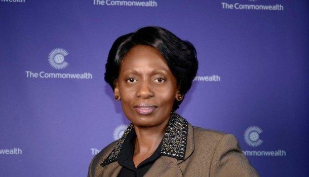 Dr Josephne Ojiambo