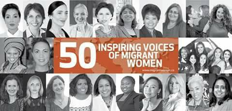 50 Inspirational Migrant Women